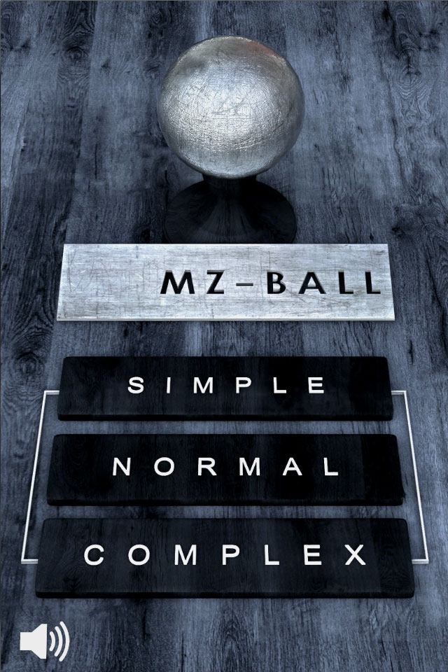Screenshot MZ BALL HD 3D